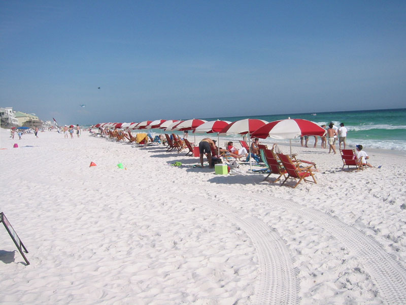 destin beach rentals